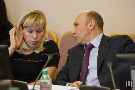 Комитет по госстроительсту Тюменской облдумы. Тюмень