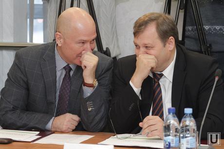 Визит Куйвашева в Первоуральск, романов владимир, петров александр министр