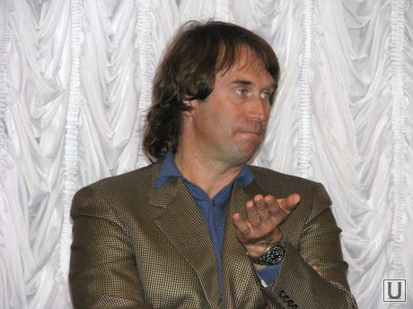 Курганский сенатор Сергей Лисовский, лисовский сергей, член совета федерации , курганский сенатор