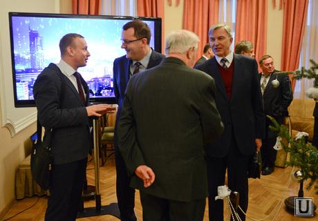 Прием Почетных граждан Екатеринбурга Главой Екатеринбурга
