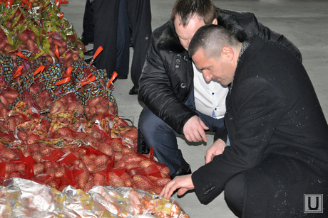 Александр Ильтяков. Курган, овощи