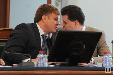 Правительство Челябинской области, буйновский сергей, заместитель губернатора челябинской области, сандаков николай