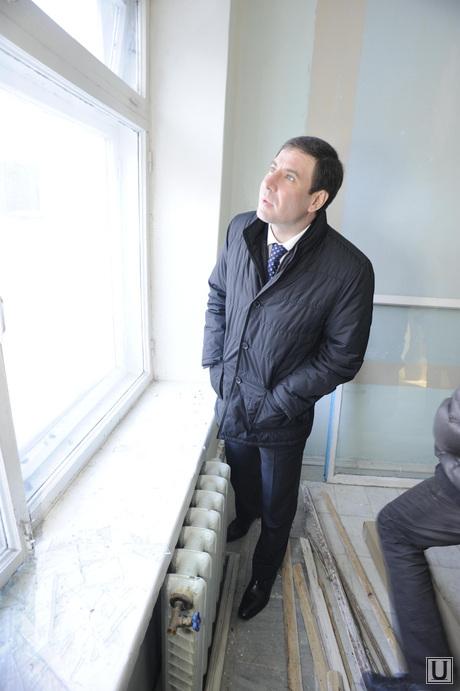 Губернатор Челябинской области Михаил Юревич, юревич михаил, губернатор челябинской области