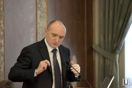 Губернатор Челябинской области, дубровский борис