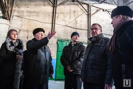 Депутатский рейд по автобусам Тюмень, патп, пискулин