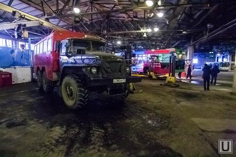 Депутатский рейд по автобусам Тюмень, грузовик, грузовик урал