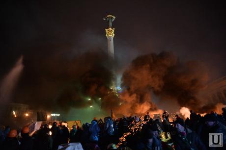Майдан. Киев. Украина. 19.02.14