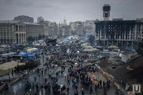 Майдан. Киев. Украина. 23.02.2014, майдан, киев, украина
