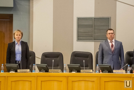 Тюмень. 27.02.2014 заседание Тюменской городской думы