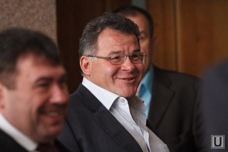 Торжественное вручение мандатов депутатам гордумы, тунгусов владимир, заместитель главы екатеринбурга