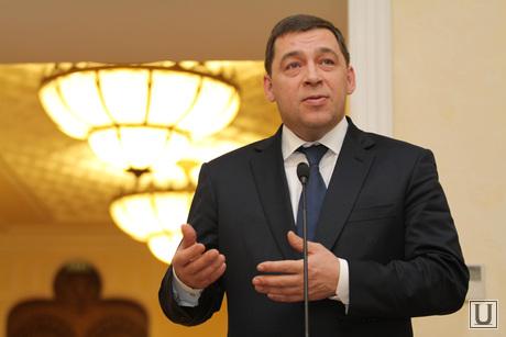 Павел Астахов и Евгений Куйвашев, куйвашев евгений, губернатор свердловской области