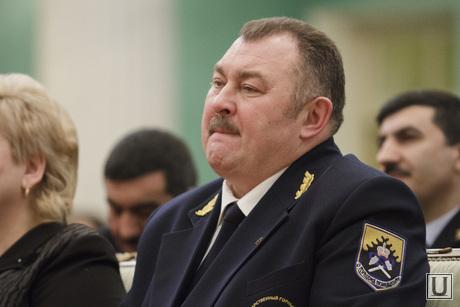 Награждение лауретов губернаторской премии в сфере высшего образования, косарев николай, ректор горного университета