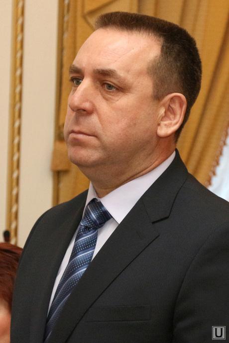 Заседание Правительства области Курган, юсупов нияз
