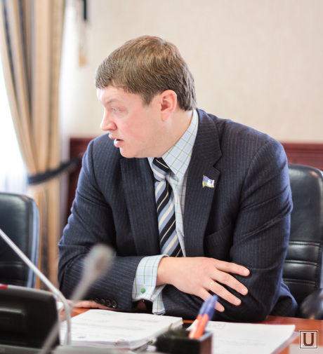 Дума ХМАО — комитет по бюджету 19 февраля 2014 года, евгений марков