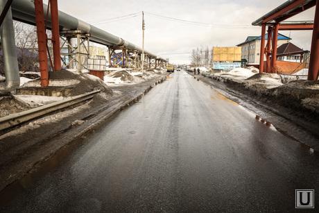 Пресс-тур по дорогам. Сургут