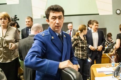 Заседание городской думы, март 2014. Тюмень
