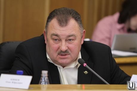 Заседание гордумы Екатеринбурга, косарев николай, заседание екатеринбургской думы