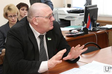 Комиссия по местному самоуправлению Курган, тяжельников вячеслав