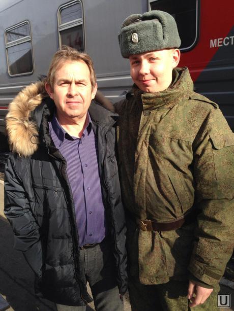 Солдат Николай Осипов. Курган , осипов николай