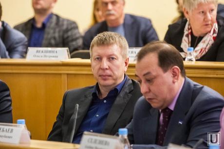 Гордума-комиссия по бюджету март 2014 Тюмень, городская дума