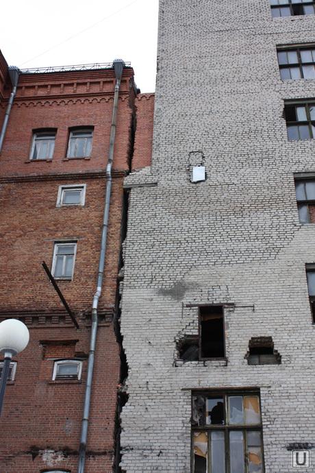 Инспекция площадки Екатеринбургского мукомольного завода