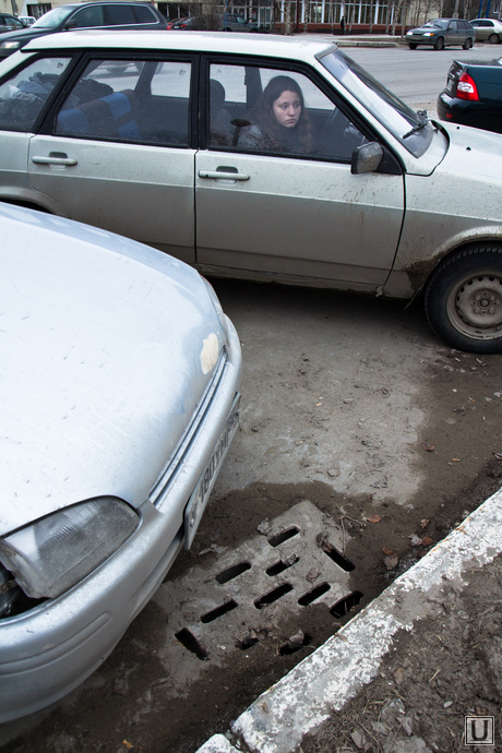 Ливневая канализация. Нижневартовск