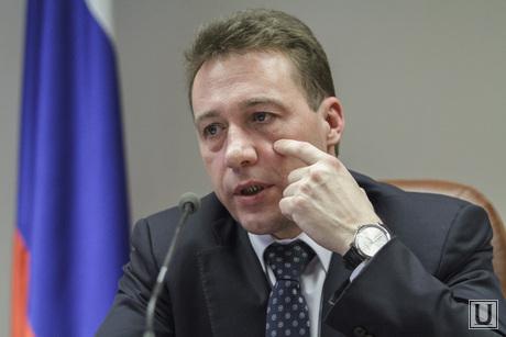 Игорь Холманских полпред президента в УрФО, холманских игорь
