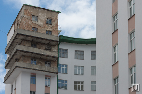 Снимки зданий гостиница