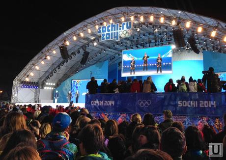 Сочи-2014. Зимняя олимпиада. 20.02.2014, олимпийский парк