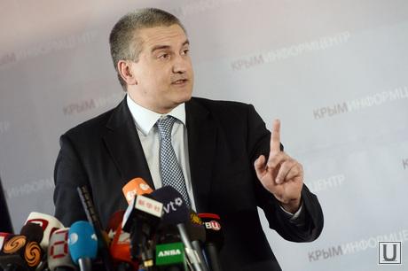 Премьер-министр Крыма Сергей Аксенов, аксенов сергей, премьер-министр крыма