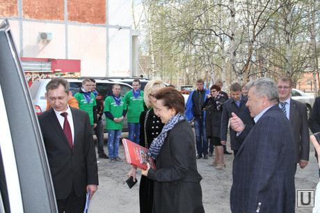 Комарова в Сургуте 2014.05.17