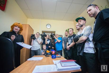 Суд над группой Behemoth. Екатеринбург, behemoth