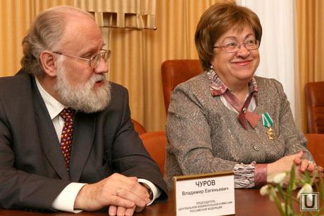 Чуров пресс-конференция  Курган, гулькевич светлана, чуров владимир