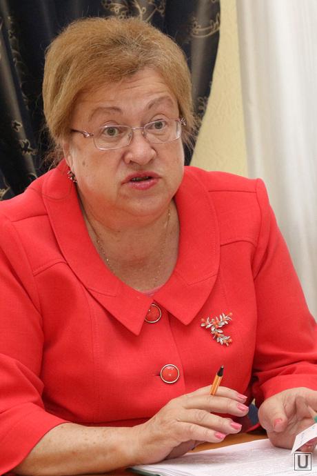 Заседание избирательной комиссии Курганской области. Курган, гулькевич светлана
