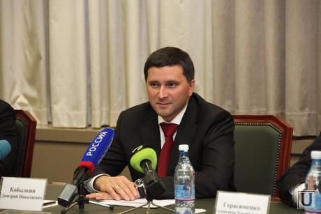 Пресс-конференция Кобылкина. Салехард, кобылкин дмитрий, губернатор янао