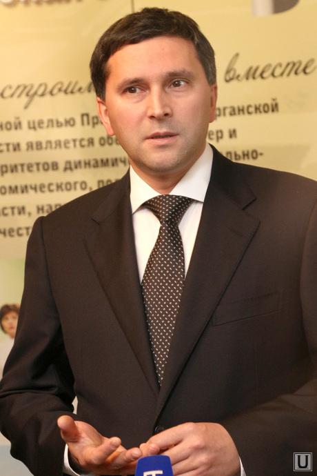 Открытие ТЭЦ-2  Курган, кобылкин дмитрий