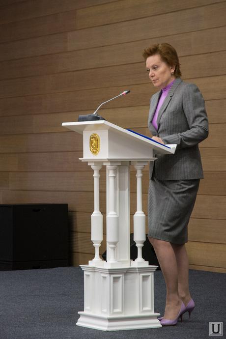 Послание Комаровой 11 декабря 2013 года. Ханты-Мансийск, комарова наталья, губернатор хмао