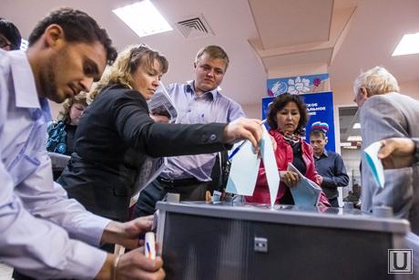 Праймериз по кандидатуре губернатора Тюменской области от Единой России. Тюмень, праймериз