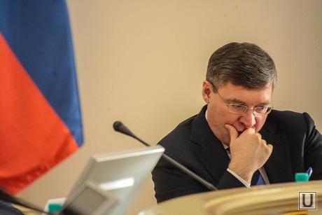Общественная палата Тюменской области первое заседание. Тюмень, губернатор тюменской области, якушев владимир