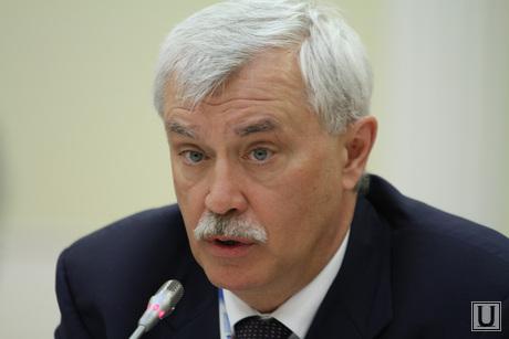 ПМЭФ-2014. Подписание соглашения между УВЗ и Санкт-Петербургом, полтавченко георгий