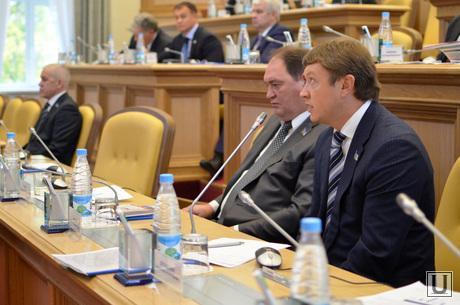 Слушания по Югории и Ханты-Мансийскому НПФ, июнь 2013 года