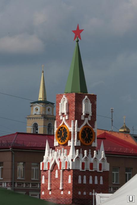 Фестивальный городок.