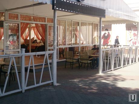 Летние кафе, Челябинск, запрет на курение, летнее кафе