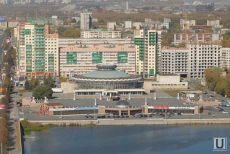 Клипарт. Челябинск, цирк челябинск