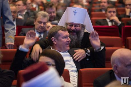 80-летие Свердловской области, новиков александр, владыка кирилл, митрополит