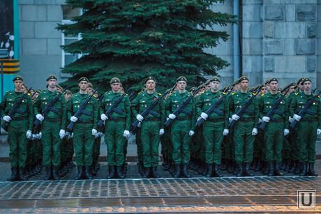 Репетиция Парада Победы. Екатеринбург, построение, армия, солдаты