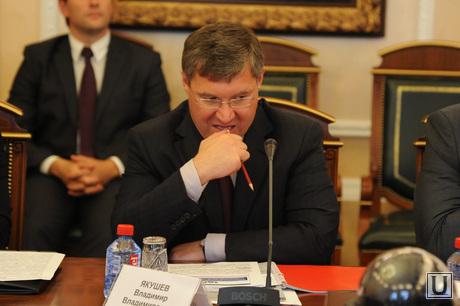 губернаторы Урала, якушев владимир