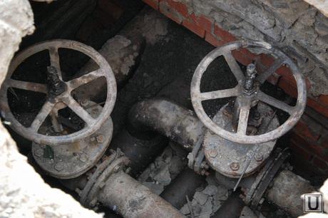 Клипарт, всего понемногу, теплотрасса, трубы без утепления, водопровод