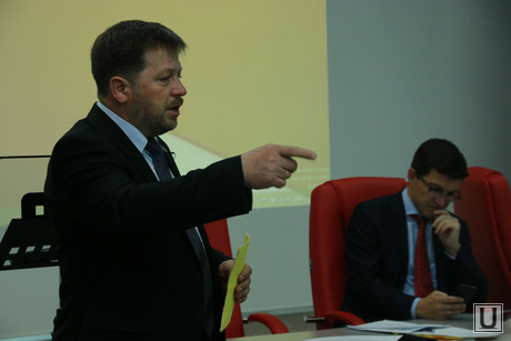 Съезд Справедливая Россия ХМАО, анатолий вац