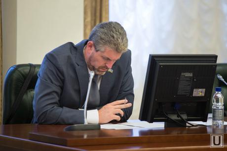 Заседание по реформе МСУ в полпредстве по УрФО. Екатеринбург, дегтярев сергей